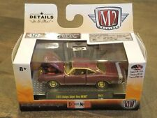 M2 Machines 1/64 Detroit-Muscle Release 32600-41 1970 DODGE SUPER BEE HEMI CHASE