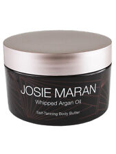 Josie Maran Whipped Argan Oil Self-Tanning Body Butter Decadent Chocolate, 7.7oz