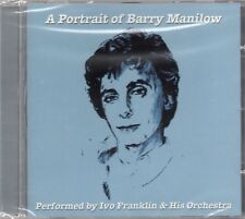 Ivo Franklin & His Orchestra - Portrait Of Barry Manilow (2002 CD) New & Sealed