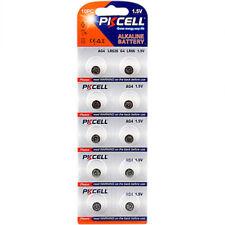 10X PKCELL Alkaline Battery AG4 LR626 SR626SW LR66 377 SR626 Button Cell Coin