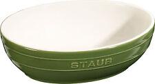 Set 2 Staub ceramica ciotola insalata 2 pz. FRUTTA basilikumgrü