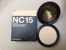 NIB MAC Studio Fix Powder Plus Foundation NC15 15 g / .52 oz. ~ Authentic