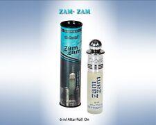 Al Nuaim Zam Zam 6ml Attar Perfume Oil Alcohol Free Natural Fragrance +Shipping