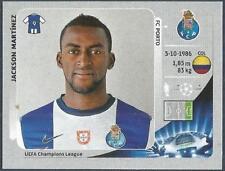PANINI UEFA CHAMPIONS LEAGUE 2012-13- #025-PORTO-JACKSON MARTINEZ