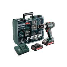Metabo SB 18 L Akku-Schlagbohrschrauber-Set Mobile Werkstatt im Koffer + Zubehör