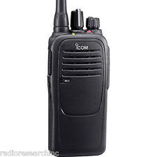 Icom F2000 UHF 400-470 16 ch Business Radio, BP279 Battery, Antenna, Charger