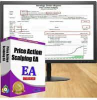 EA Forex Price Action Scalping EA Reliable And Profitable For Meta-Trader4