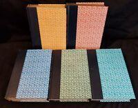 Set of Readers Digest Condensed Books Complete Set Volume 1-5 Year 1983