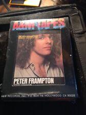 New NOS Peter Frampton Vintage 8 Track Tape Cartridge SEALED Whitere I Should Be
