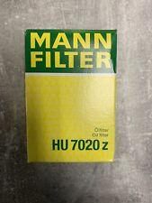 MANN HU7020Z Oil Filter