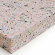 "Reconstituted Chip Sheet Gym Floors Pads Mats Upholstery Foam 6ft x 2 ft x 2"""