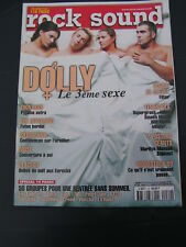 ROCK SOUND 1999 72 DOLLY THE OFFSPRING MUSE SILVERCHAIR WOODSTOCK