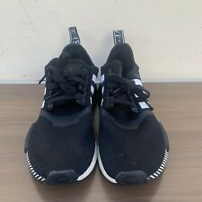 Adidas Nnd Boys Size 7 Japan Pack Black/white