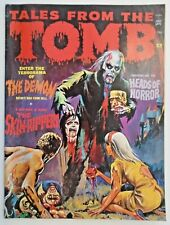 mm Tales From The Tomb (1969, Eerie) v6 #4vf