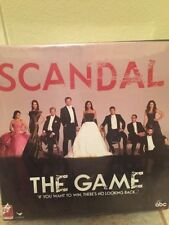 Scandal: The Game (Cardinal Games, 2015) BN & Sealed! ABC Emmy Award Winner
