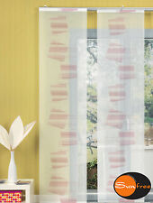 Sunfree Flächenvorhang Vito 60 x 245 cm 1 Stück Farbe 040
