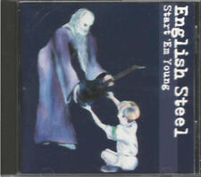 English Steel - Start 'Em Young CD - New Mint Sealed - Neil Murray of Whitesnake