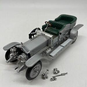 Modellauto 1907 Rolls Royce Silver Ghost 1986 Franklin Mint Precision Models