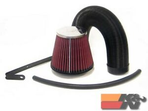 K&N Performance Air Intake System For AUDI A4 11.9 TDI 90BHP '95 ON 57-0284
