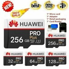 Newest 32GB-512GB Class 10 Micro SD HC Memory Card With Free Adapter