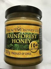 The Active Honey Co. Rainforest Honey 10+ Active 227g Harvested in Chile