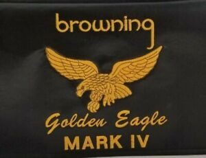 Browning Mark IV TX / RX Signature Series Black Dust Cover