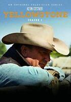 Yellowstone Season 1 (DVD, 4-Disc Set) Brand New & Sealed FREE SHIPPING