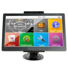 Car GPS Navigation 7 inch Sat Nav 256 RAM/8GB Bluetooth AV IN Bundle Maps Items