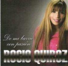 Rocio Quiroz - De Mi Barrio Con Pasion [New CD] Argentina - Import