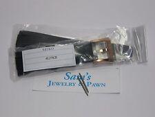 Seiko 5D44-0AA0 7T62-0HD0 7T84-0AA0 7T04-0AD0 BlackRubber 26mm Watch Band 4LJ7KB
