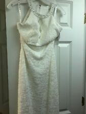 wedding dress size 10 NEW!