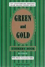 GREEN AND GOLD COOKERY BOOK By PEMBROKE SCHOOL New Recipes Paperback Free Post
