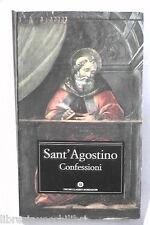 CONFESSIONI Sant Agostino A cura di Carlo Carena Mondadori Oscar Classici 293 di