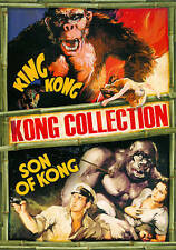 KING KONG- 1933 /THE SON OF KONG (DVD, TWIN FEATURE)
