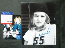 Jewel Kilcher Hot! signed 8x10 photo PSA/DNA cert EXACT PROOF!!