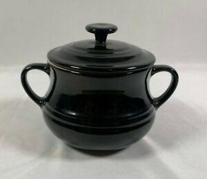 Soup Pot  - Le Creuset - Black