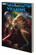 STAR WARS AGE OF REBELLION TP VILLAINS [MAY190976] MARVEL COMICS