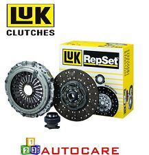 LuK -  BMW 320 D E90 DUAL MASS FLYWHEEL CLUTCH KIT BEARING