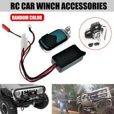RC Crawler Climbing Car Winch Wireless Remote Control Receiver for 1:8 Rc 4WD