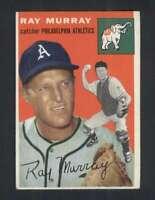 1954 Topps #49 Ray Murray EXMT/EXMT+ Athletics 97039