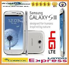 SAMSUNG GALAXY S3 0.1oz LTE i9305 16GB WHITE FREE SMARTPHONE PHONE MOBILE