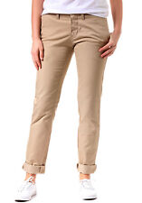 Carhartt X Sid Pant Chino slim fit Beige Trousers Pants W25 L32 Uk 8 SMALL VGC