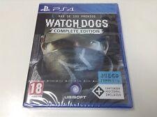 WATCH DOGS COMPLETE EDITION . Pal España ... Envio Certificado ... Paypal