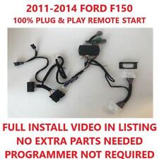 100% Plug and Play Remote Start 2011-2014 Ford F150