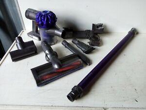 Dyson V6 Animal Cordless Handheld Vacuum Cleaner brand new battery