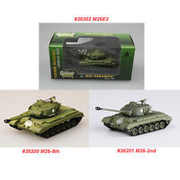 Easy Model Finished 36200 36201 36202 1/72 USM26 Pershing Tank-8th/2nd Div/M26E2