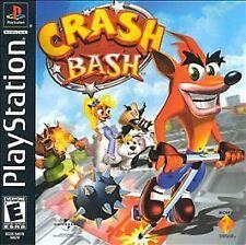 Crash Bash (Sony PlayStation 1, 2000)
