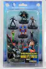 HEROCLIX WORLD'S FINEST - Fast Forces Pack