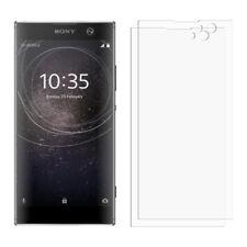2 frontal transparente Sony Xperia XA2 Pantalla LCD Pantalla Protector De La Película Lámina