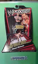FIGURINE CATCH WWE SHAWN MICHAELS FLEX FORCE